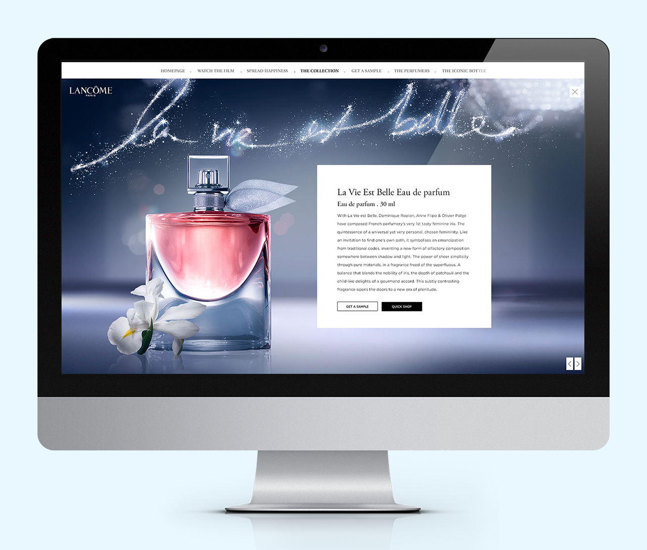 1-lancome-digital-website-interactive-inoui-studio-paris