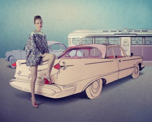 Paper-Prada-art-direction-Voiture